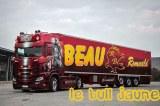 SCANIA S Transport BEAU