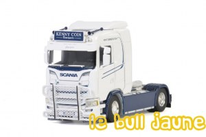 SCANIA S Kenny Coin Transports