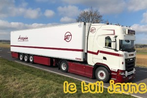 SCANIA S Hacquin Transports
