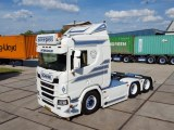 SCANIA R Sneepels Transport
