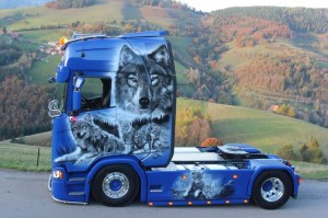 SCANIA S Waßmer Transporte E.K.