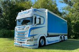 SCANIA R Family Tradition Transport