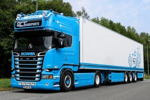 SCANIA R QC Transport