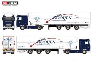 DAF XF Van Rooijen Logistiek