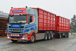 SCANIA R Jan Hansen