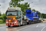 MB Actros Bolk Transport