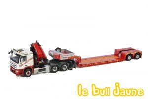 MB Actros SE Levage