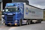 SCANIA S Van Dijken Transport