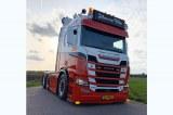 SCANIA R Johan van Welie Transport