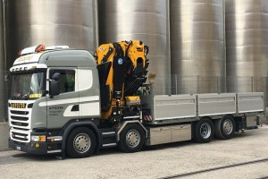 SCANIA R Affolter