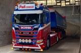 SCANIA R PWT Cargo
