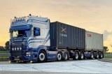 Scania R Jeffrey V/D Schans