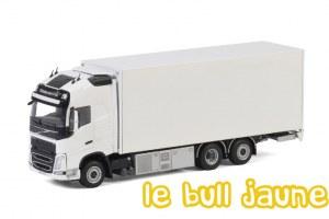 VOLVO FH04 Porteur frigo blanc