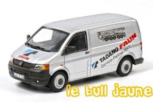 VW Transporter Tadano Faun