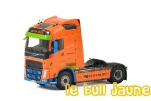 VOLVO FH04 orange