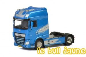 DAF XF SSC bleu