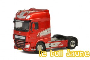 DAF XF SSC rouge