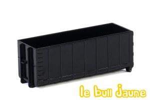 Container 40m3 noir