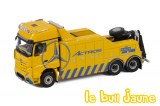 MB Actros dépanneuse jaune