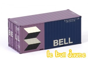 CONTAINER 20FT Bell