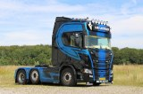 SCANIA R Lars Justesen Transport