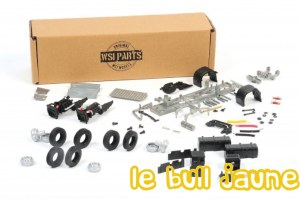Chassis SCANIA 4x2 kit