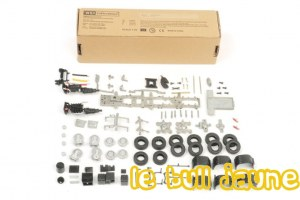 Chassis SCANIA 8x4 kit