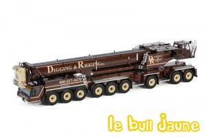 LIEBHERR LTM 1750 Digging & Rigging
