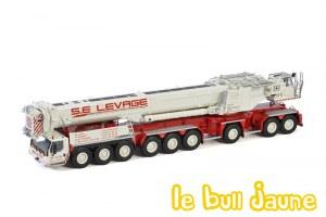 LIEBHERR LTM1750 SE Levage